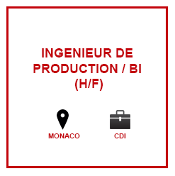 Ingé production bi